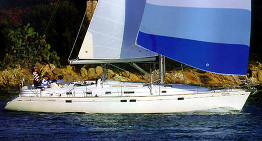 Oceanis 461 Clipper